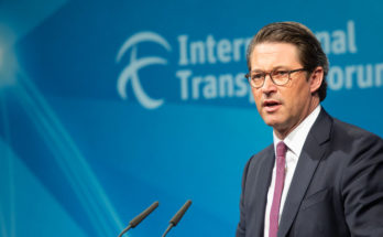 """Weltverkehrsforum 2019 mit BM Scheuer und PSts Bilger"" by BMVI.de is licensed with CC BY-ND 2.0. To view a copy of this license, visit https://creativecommons.org/licenses/by-nd/2.0/"